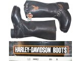 Deadstock 1980'S HARLEY-DAVIDSON 8652 Engineer Boots(PT83) 箱付 #1