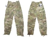 Deadstock 2007'S US.ARMY GIII L5 ECWCS SOFT SHELL MultiCam Trousers