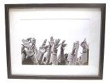 Ralph Lauren Photo Framed Store Display ラルフ・ローレン 店内 ディスプレイ #6