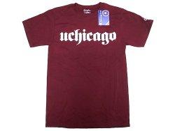 """画像1: Champion College Tee チャンピオン・カレッジTシャツ """"University of Chicago"""""""