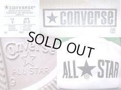 画像4: CONVERSE STAR & BARS (JACK STAR) SUEDE(本革) 緑×白 ジャック・スター