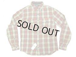 画像1: Double RL(RRL) Plaid Heavy Flannel Shirts ダブルアールエル ヘヴィ・フランネル