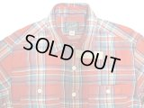 J.CREW Plaod Flannel Shirts DRE ジェイ・クルー フランネルシャツ Wash加工