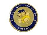 "Vintage Pins(ヴィンテージ・ピンズ) #0291 ""SOU DES ECOLES DE LIMONY""FR"