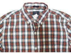 画像1: J.CREW Tartan Plaid B.D. Shirts SLIM #1 タータンチェック ボタン・ダウンシャツ