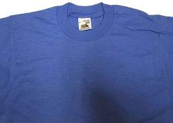 画像3: Deadstock 1990'S FRUIT OF THE LOOM Long Sleeve Tee Blue ロンT カナダ製