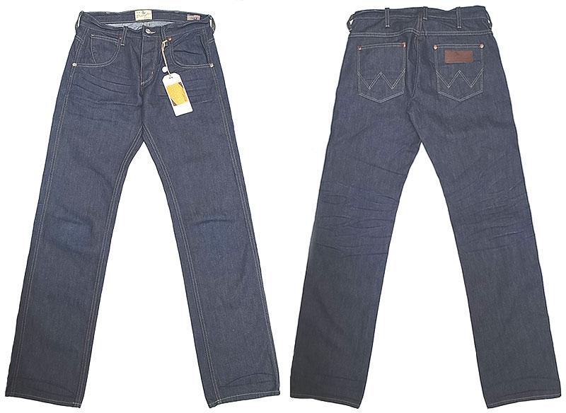 wrangler blue bell jake stright leg denim jeans made in usa luby 39 s. Black Bedroom Furniture Sets. Home Design Ideas