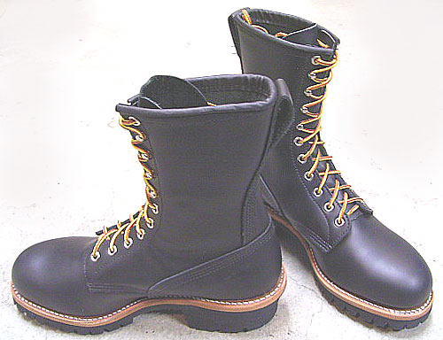 Deadstock 2006 S Red Wing 2218 2 9inch Logger Boot Steel
