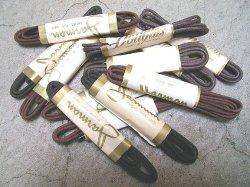 画像1: Deadstock 1960-70'S Jarman / W.L. Douglas ロウ引き靴ヒモ アメリカ製