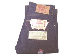 画像1: Deadstock 1984-1993'S LEVI'S 501 【SHRINK-TO-FIT】 501 生デニム  USA製