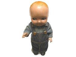 画像1: Buddy Lee Composition Doll 1930'S バディ・リー アドバタイジング ドール