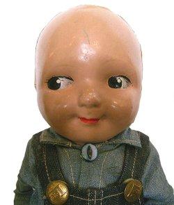 画像2: Buddy Lee Composition Doll 1930'S バディ・リー アドバタイジング ドール