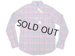 画像1: J.CREW SLIM FIT HEATHERED YARNS(杢糸) B.D Shirts ジェイ・クルー