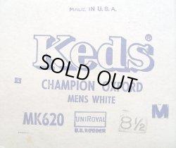 画像2: Deadstock 1970'S KEDS CHAMPION OXFORD MK620 デッドストック アメリカ製 箱付