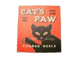 Deadstock 1950-70'S CAT'S PAW RUBBER HEELSキャッツ・パウ7-8 10-11 11-12