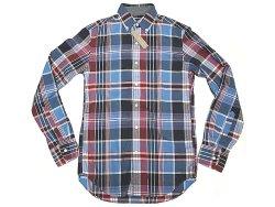 画像1: J.CREW MADRAS B.D Shirts ジェイ・クルー マドラス・チェック ボタン・ダウン #1