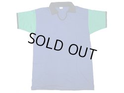画像1: Deadstock 1980'S Champion Multi-Color 襟付 Tシャツ 綿100% アメリカ製 M