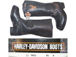 画像1: Deadstock 1980'S HARLEY-DAVIDSON 8652 Engineer Boots(PT83) 箱付 #1
