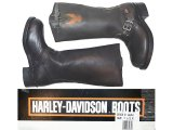 Deadstock 1980'S HARLEY-DAVIDSON 8652 Engineer Boots(PT83) 箱付 #2