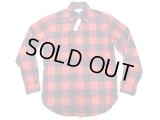 WALLACE & BARNES by J.Crew Buffalo Plaid CPO Shirts ウォレス&バーンズ
