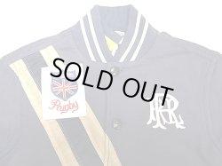 画像2: RUGBY Ralph Lauren Button Sweat ラグビー スウェットJK 前ボタン Vintage加工