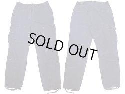 画像1: RUGBY Ralph Lauren AIR.FORCE Military Trousers 紺 ポプリン カーゴパンツ