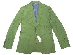画像1: J.CREW Satin SLIM FIT Sports Coat (TaylorJK) 綿サテン・テイラーJK 1B Green