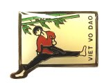 Vintage Pins(ヴィンテージ・ピンズ)#0046 Deadstock 1990'S VIET VO DAO France