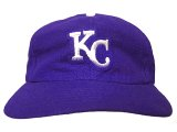 Deadstock 1973-75'S Kansas City Royals MLB Baseball Cap デッドストック USA製