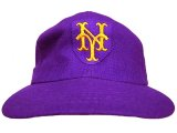 Deadstock 1973-75'S New York Mets MLB Baseball Cap デッドストック USA製