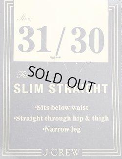画像2: J.CREW SLIM STRAIGHT JEANS Vintage加工 ジェイ・クルー スリム・ストレート