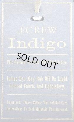 画像3: WALLACE & BARNES by J.Crew Indigo Pin-Hickory(織生地)U.S.N. Shorts