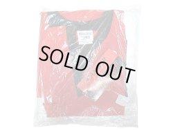 画像1: Deadstock 1990'S CAMBER MAX-WEIGHT Tシャツ 赤×黒  アメリカ製 袋入