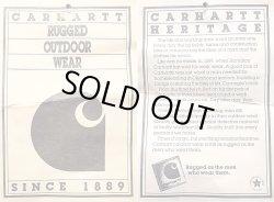 画像5: Deadstock 1989'S Carhartt Denim Shorts カーハート 100周年 短パン USA製