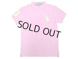 画像1: POLO Ralph Lauren BIG PONY SLIM FIT Polo Shirts ビック・ポニー ポロシャツ