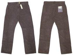 画像1: J.CREW SLIM STRIGHT Corduroy Pants コーデュロイパンツ DSL Wash加工