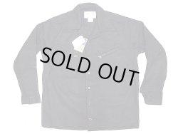 画像1: Deadstock 1980-90'S Melton Outer Wear メルトン CPO JK 紺ウール Made in USA