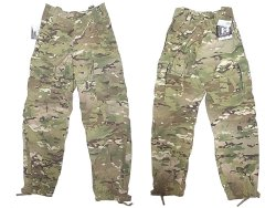 画像1: Deadstock 2007'S US.ARMY GIII L5 ECWCS SOFT SHELL MultiCam Trousers