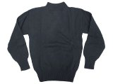 Deadstock 1979'S US.Navy(U.S.N.) SWEATER BLUE SHADE 3346米海軍 S 袋入