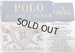 """画像4: POLO Ralph Lauren """"POLO"""" 2tone Long Sleeve T ポロ・ラルフ 白×紺 ロンT"""