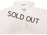 J.CREW 2-Ply Cotton Gingham B.D. Shirts 黄×赤×白 ボタン・ダウンシャツ