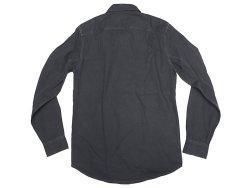 画像2: WALLACE & BARNES Cotton Twill Work Shirts ウォレス&バーンズ 黒ワーク
