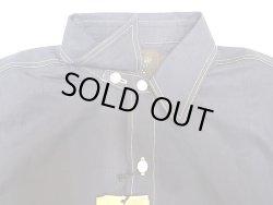 画像3: Double RL(RRL) Indigo P/O Shirts Rigid インディゴ プル・オーバーシャツ