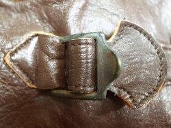 画像3: Deadstock 1940'S SWISS ARMY Leather Gloves WWIIスイス軍 本革手袋 茶