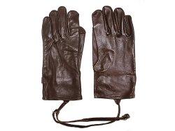 画像1: Deadstock 1940'S SWISS ARMY Leather Gloves WWIIスイス軍 本革手袋 茶