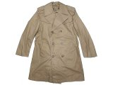 Deadstock 1975-90'S Italian Army Trench Coat Khaki イタリア軍 トレンチ・コート