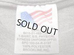 画像4: Deadstock 2004'S US.ARMY T-Shrits (IPFU) Brookline  米軍 フィジカルT USA製