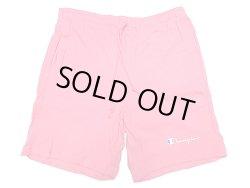 画像1: Deadstock 1990'S Champion Shorts チャンピオン ショーツ ピンク 綿100% USA製