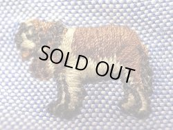 画像4: J.CREW Washed Oxford B.D. Shirts アルプス犬総柄 オックスフォード・ボタンダウン