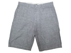 画像1: 【期間限定20%OFF】J.CREW  Chambray Club Shorts 灰 シャンブレー クラブ・ショーツ